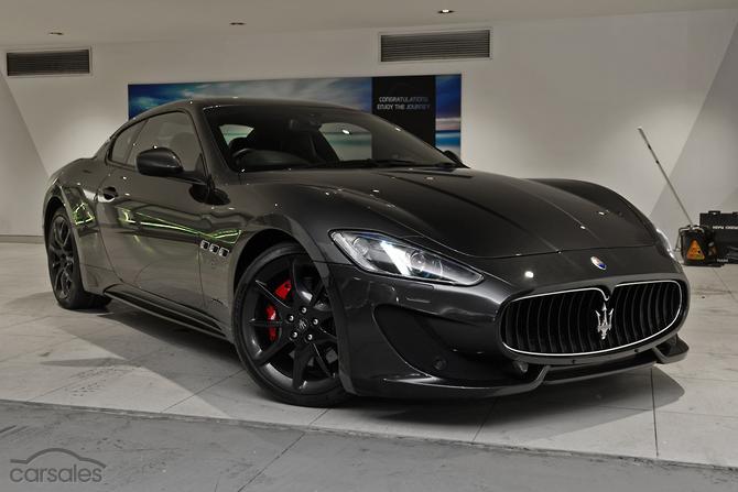 2017 Maserati Granturismo Sport Auto My13