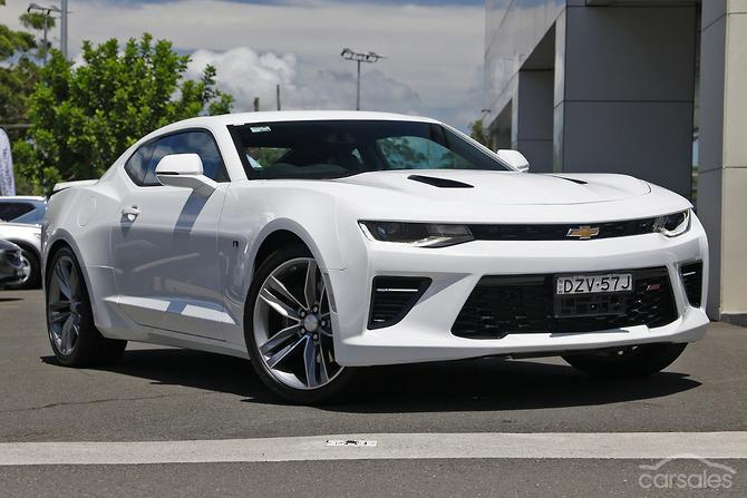 New Used Chevrolet Cars For Sale In Australia Carsales