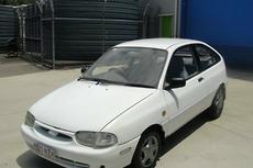 1999 Ford Festiva Trio WF Auto