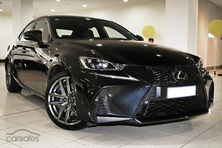 New Used Lexus Is350 F Sport Cars For Sale In Australia Carsales
