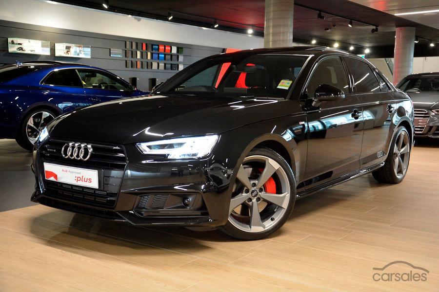 2017 Audi A4 Black Edition Auto Quattro My18 Oag Ad 16502602