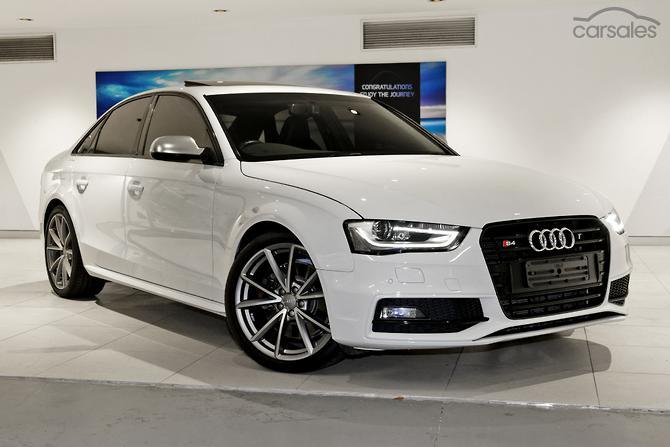 New & Used Audi S4 cars for sale in Australia - carsales.com.au