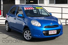New & Used Nissan Micra cars for sale in New South Wales - carsales ...