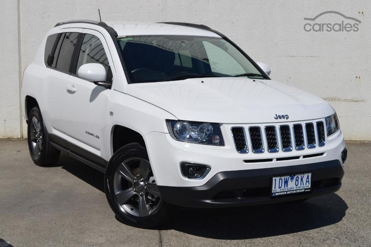 2014 Jeep Compass North Auto MY15