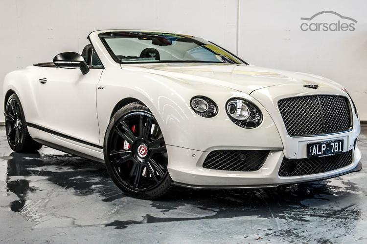 New Used Bentley Continental Gt V8 S Convertible Cars For Sale In