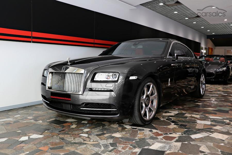2016 Rolls Royce Wraith Auto My17