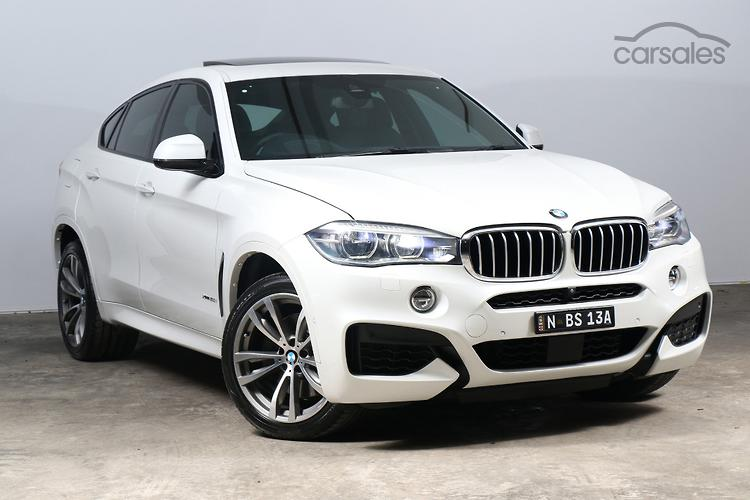 New Used Bmw X6 8 Cylinders Cars For Sale In Australia Carsales