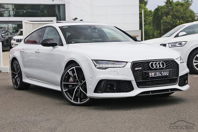 2016 Audi Rs7 Performance Auto Quattro My17