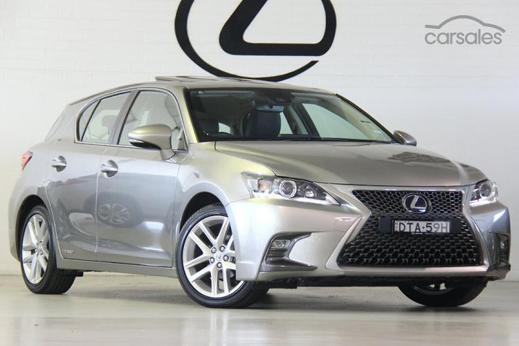 New Used Lexus Ct200h Cars For Sale In Parramatta City Sydney New
