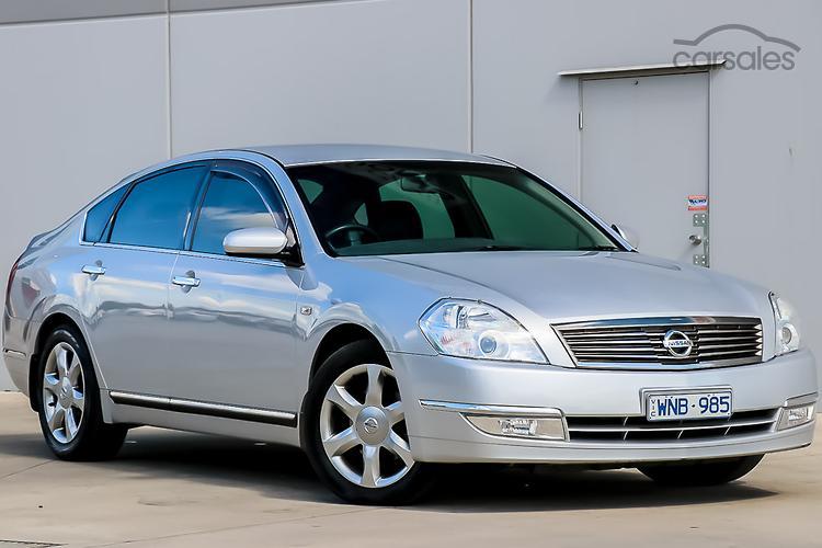 2008 Nissan Maxima ST L J31 Auto MY06