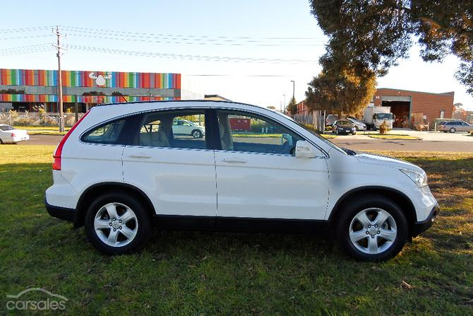 2007 Honda Cr V Sport Manual 4wd My07