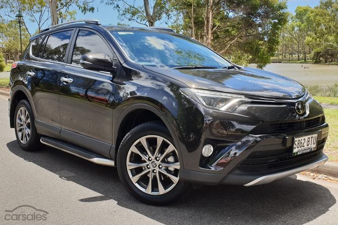 2017 Toyota Rav4 Cruiser Auto Awd
