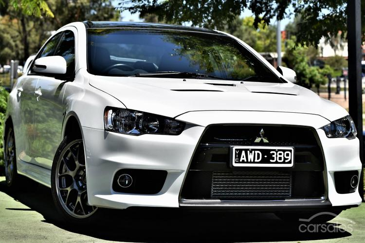 New Used Mitsubishi Lancer Evolution Final Edition White Cars For
