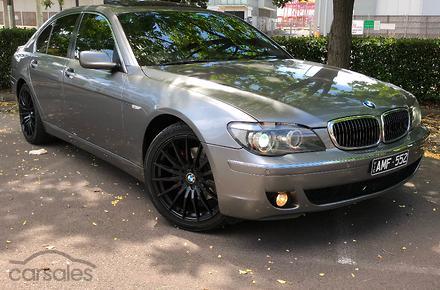 BMW I E Auto - 2005 bmw 740i