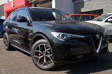 New Used Alfa Romeo Stelvio Black Cars For Sale In Australia