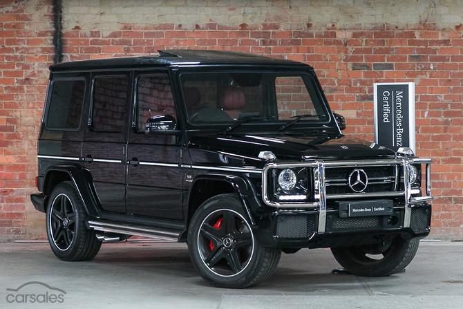 New Used Mercedes Benz G63 Suv 5 Doors Cars For Sale In