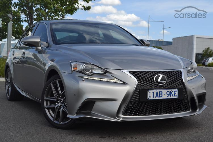 2013 Lexus IS250 F Sport Auto