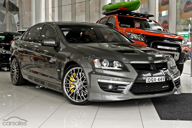 New Used Holden Special Vehicles Hsv Gts Cars For Sale In Sydney