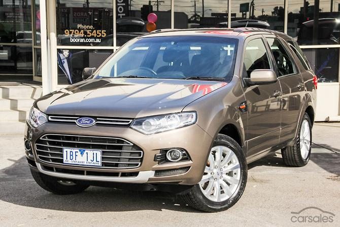 New Used Ford Territory Gold Cars For Sale In Australia Carsales
