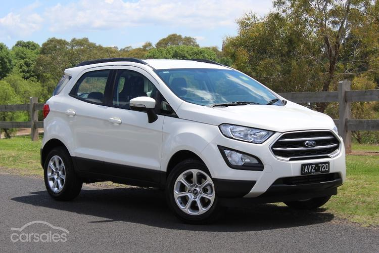 New Used Ford Ecosport Cars For Sale In Australia Carsales Com Au