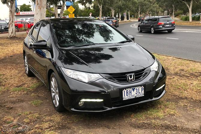 New Used Honda Civic Cars For Sale In Point Cook Wyndham City