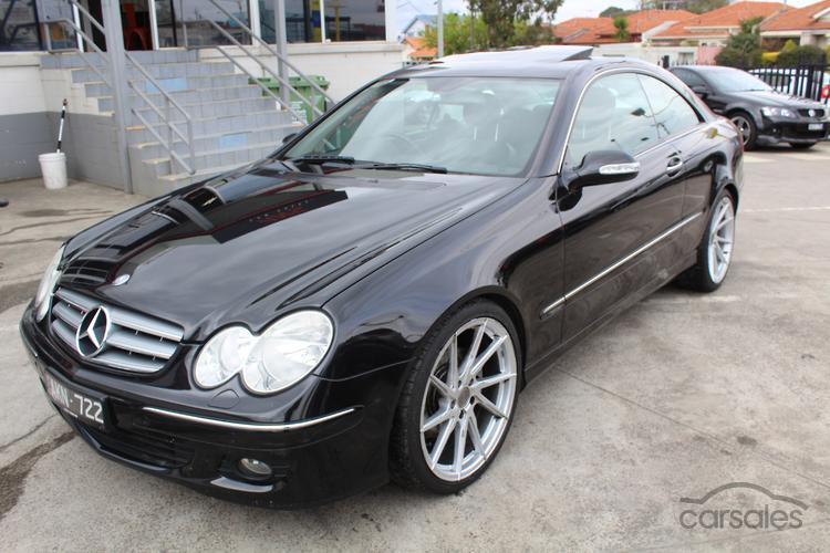2005 Mercedes Benz CLK350 Elegance Auto MY06