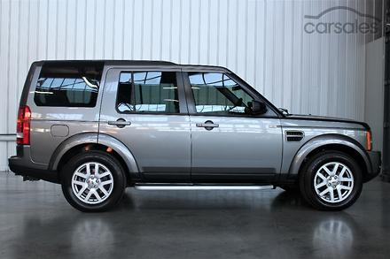 2009 Land Rover Discovery 3 Se Auto 4x4 My09