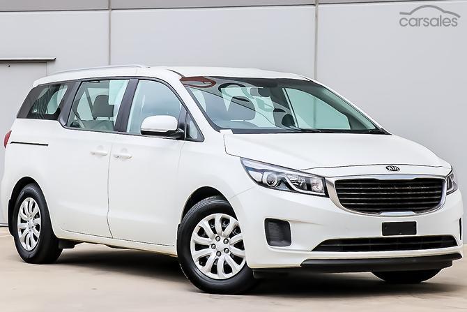 New Used Kia Carnival Cars For Sale In Melbourne Victoria