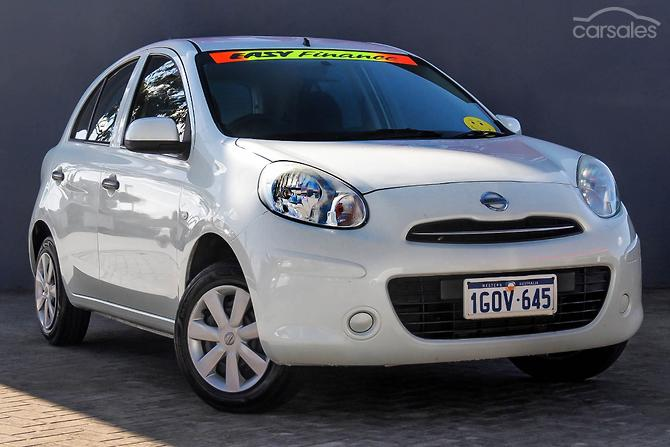 New & Used Nissan Micra cars for sale in Perth Western Australia ...
