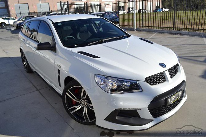 New Used Holden Special Vehicles Hsv Clubsport Cars For Sale In