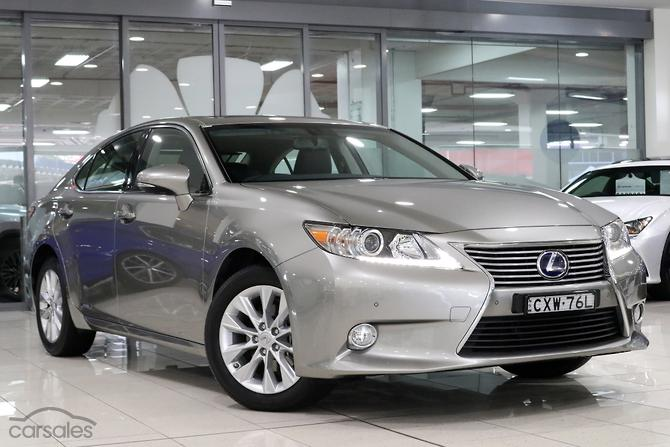New Used Lexus Es300h Cars For Sale In Sydney Metro New South