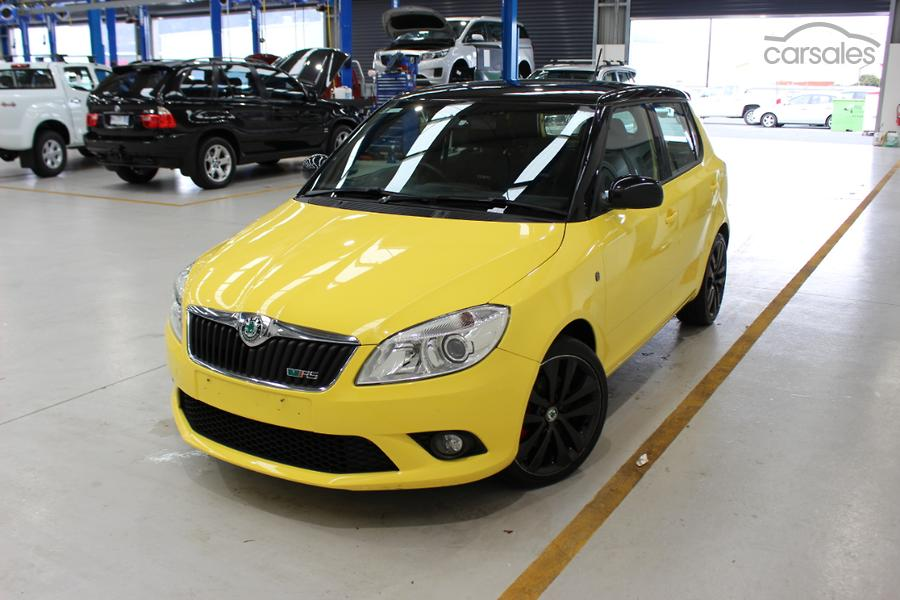 2012 SKODA Fabia RS 132TSI Auto MY12-OAG-AD-16909220 ce33edfc6d
