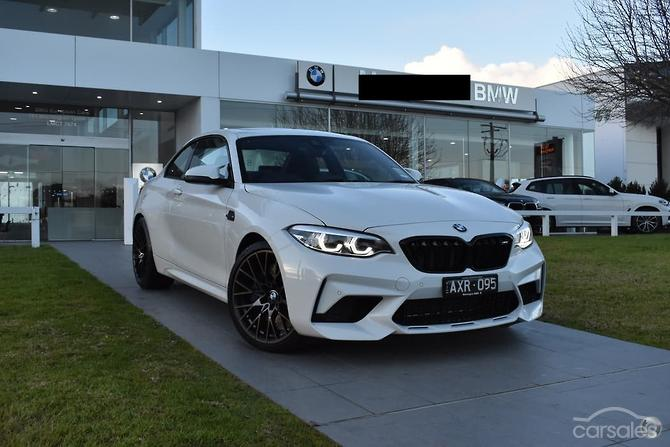 New & Used BMW M2 cars for sale in Manningham City Melbourne