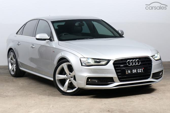 New Used Audi Cars For Sale In Australia Carsalescomau