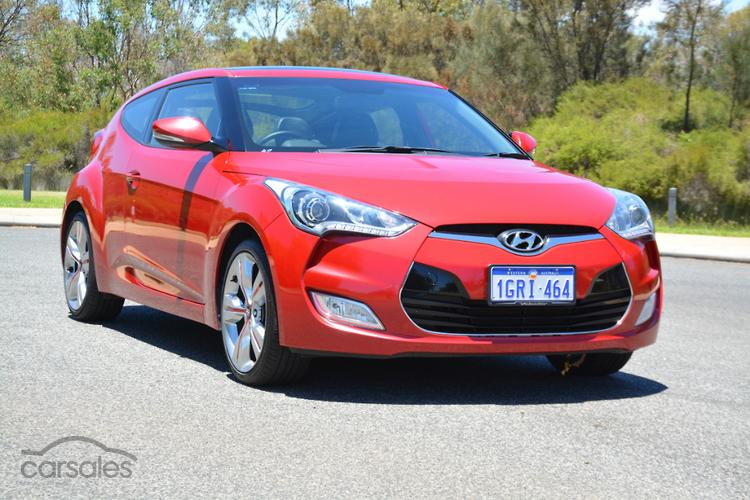 New Used Hyundai Veloster Red Cars For Sale In Australia