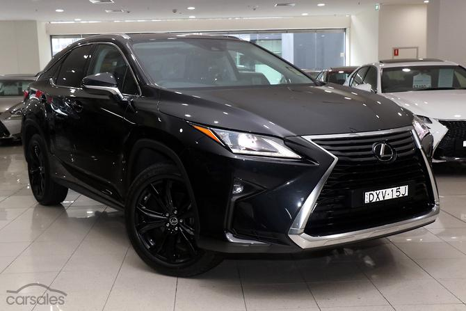 New Used Lexus Rx300 Cars For Sale In Sydney Metro New South Wales