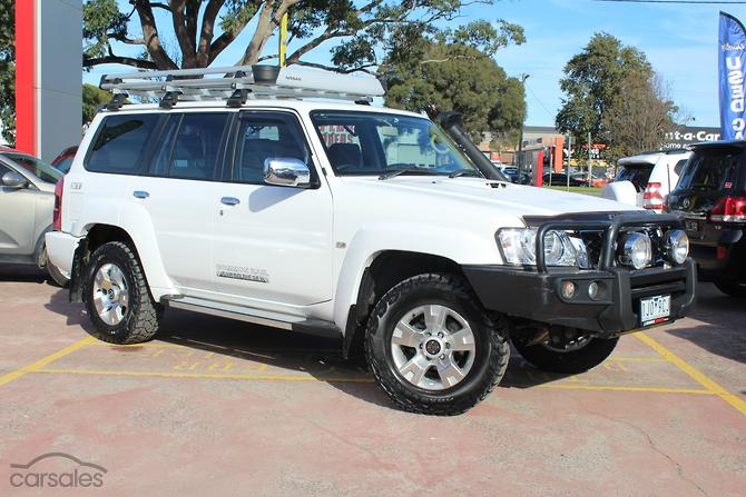 New & Used Nissan Patrol Y61 Automatic cars for sale in Australia