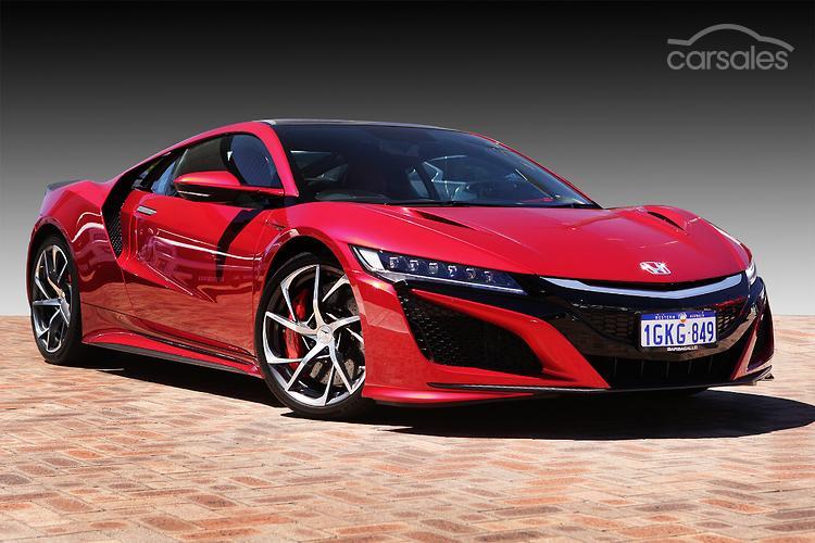 New Used Honda Nsx Cars For Sale In Australia Carsales Com Au