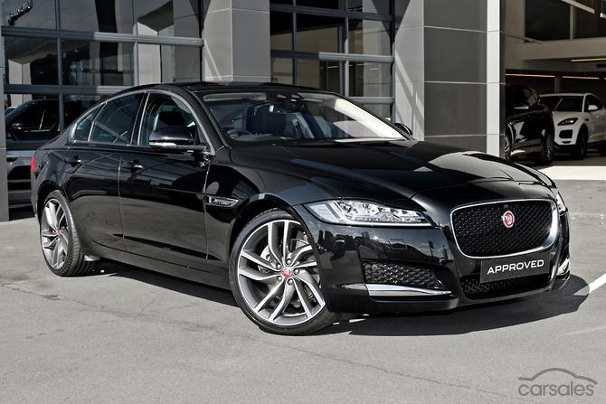 New Used Jaguar Xf Black Cars For Sale In Australia Carsales