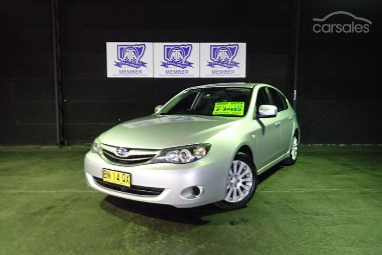 Subaru sydney dealers