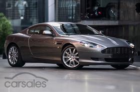 New Used Aston Martin DB Cars For Sale In Australia Carsalescomau - 2004 aston martin