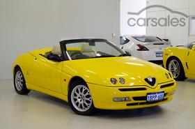 New Used Alfa Romeo Spider Cars For Sale In Australia Carsales - Alfa romeo spider 1980 for sale