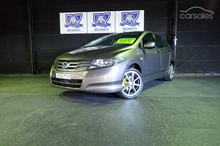 Honda city price australia