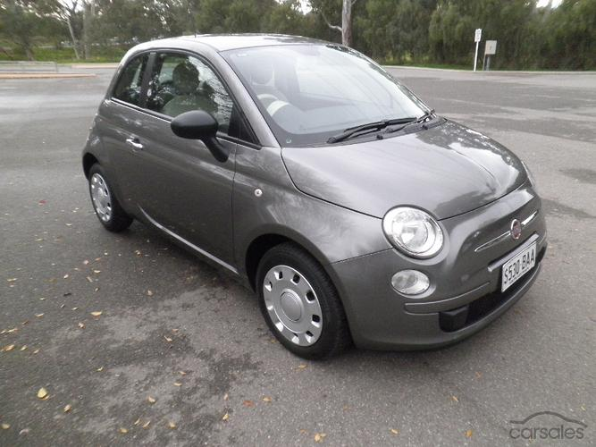 Fiat 500 for sale adelaide