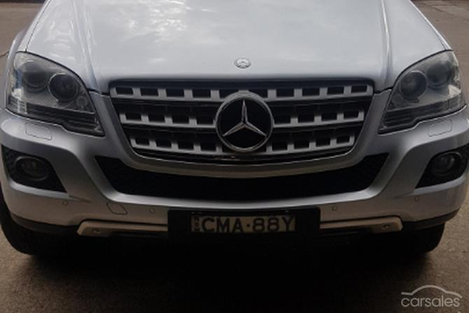 e6009d13230401 New   Used Mercedes-Benz ML350 cars for sale in Australia - carsales ...