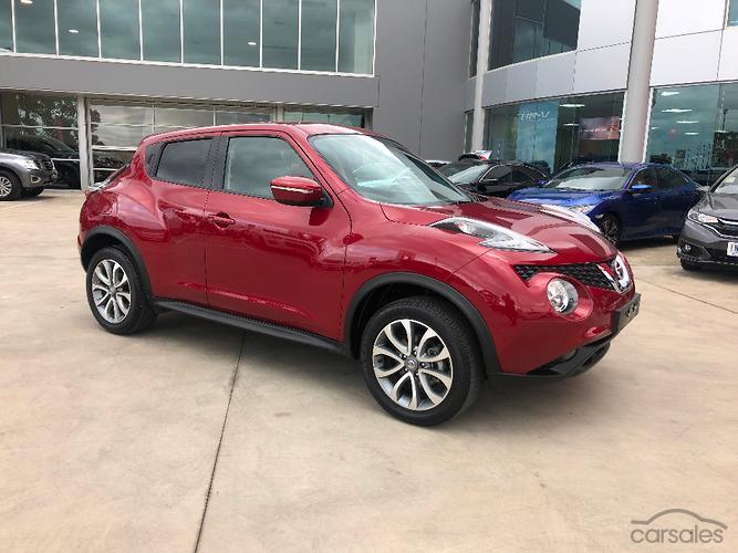 Nissan juke australia price