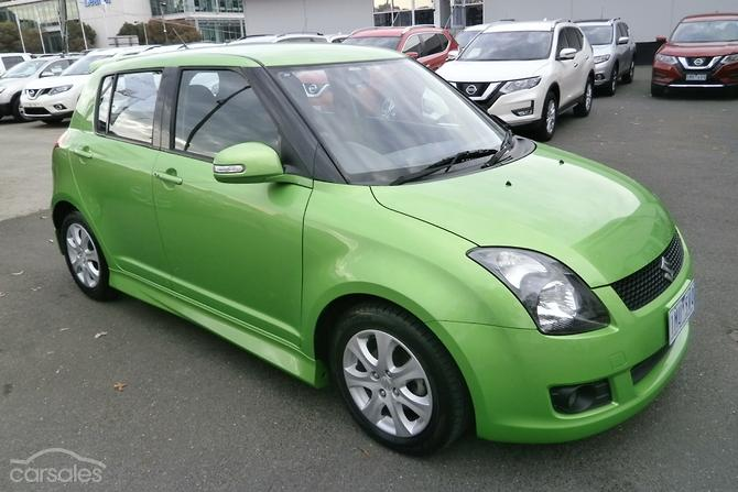 New & Used Suzuki Swift cars for sale in Lilydale Yarra Ranges Shire