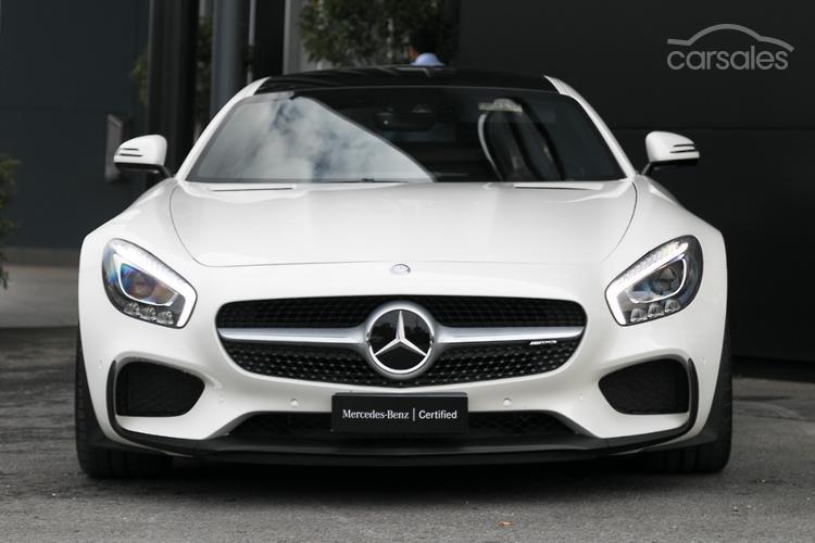 2017 Mercedes Benz AMG GT S Auto