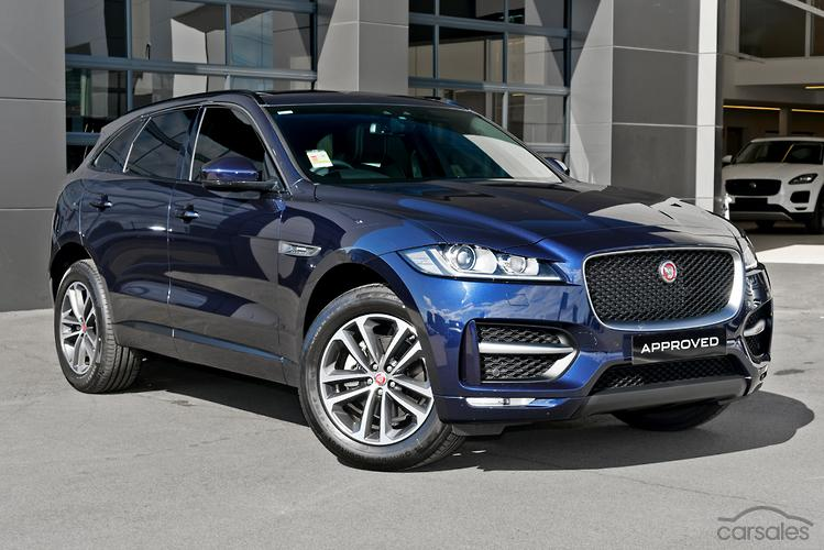 Attractive 2017 Jaguar F PACE 20d R Sport Auto AWD MY17