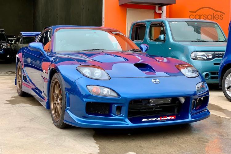 New Used Mazda Rx 7 Cars For Sale In Australia Carsales Com Au